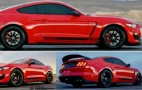 Shelby teases styling pack for Ford's Mustang Shelby GT350