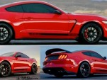 Shelby American Styling Package for the Ford Mustang Shelby GT350