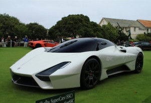 Shelby Supercars Tuatara