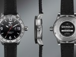 Shinolas Ford Mustang 50th Anniversary limited-edition watch