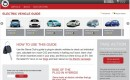 Sierra Club Electric Vehicle Guide - main screen