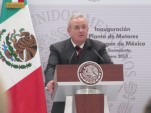 Martin Winterkorn, CEO of Volkswagen AG, speaks at opening of VW engine plant, Silao, Mexico