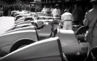 The Silver Arrows Run At The Goodwood Revival: Video