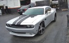 Silver 2009 Dodge Challenger R/T WideBody Hits The Streets