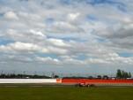 Silverstone Circuit, home of the Formula One British Grand Prix