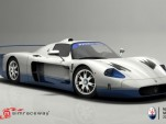 Simraceway Maserati MC12