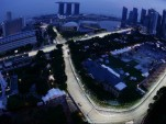 Singapore Grand Prix's Marina Bay Circuit - Image courtesy of McLaren