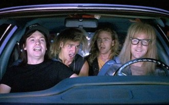Rock On, Gold Dust Woman: Listening To Music Isn't A Distraction In The Car