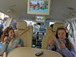 Sirius Backseat TV - Chrysler