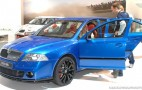 Skoda Octavia 'RS+' concept debuts at Essen Motor Show
