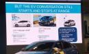 Slide from 2017 Hyundai Ioniq presentation on electric cars at Washington Auto Show, Jan 2017
