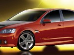 SLP Firehawk Pontiac G8