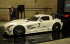 Live Gallery: World Premiere Of SLS AMG GT3 Race Car