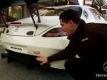 SLS AMG GT3 walkaround