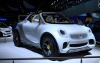 Smart For-Us Electric Pickup Concept: 2012 Detroit Auto Show