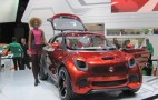 Smart ForStars Concept Live Photos: 2012 Paris Auto Show