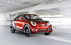 Smart ForStars Concept: 2012 Paris Auto Show