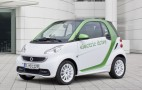 2012 Smart ForTwo Electric Drive: 2011 Frankfurt Auto Show Preview