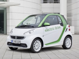 2012 Smart ForTwo Electric Drive