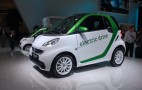 Next-Generation 2012 Smart ForTwo Electric Car Delayed