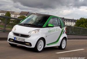 Smart Electric Drive Ad Ignores Eco Theme, Goes Big For Small Car