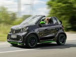 Tesla version 8.0 software, 2018 Smart ForTwo Electric Drive, Dieselgate one year later: Today's Car News