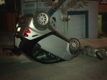 Smart Tipping Continues: Tiny Cars Upended In San Francisco, Again