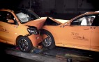 2016 Smart Fortwo Faces Mercedes S-Class In Crash Test: Video