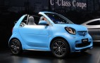 2017 Smart ForTwo Cabrio: Soft-Top Minicar Returns To Range Next Year
