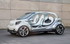 Smart Fourjoy Concept Previews New Forfour: 2013 Frankfurt Auto Show