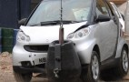 Smart sets out to prove safety of ForTwo with wrecking ball ad