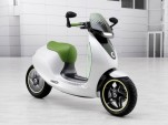 Smart All-Electric Escooter Concept Revealed Ahead Of 2010 Paris Auto Show