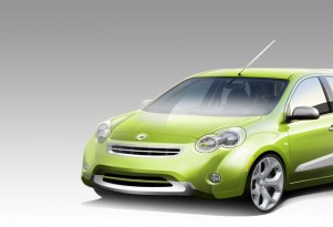 Smart, Nissan to Share Car for U.S.