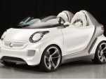 Smart Debuts the Forspeed Concept In Geneva