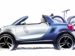 Smart For-Us Pickup Concept: Detroit Auto Show Preview