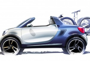 Smart For-Us Pickup Concept: Detroit Auto Show Preview