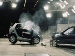 Smart crash test