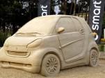 Smart sand car