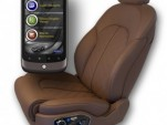 SmartFit App, Bluetooth seat interface  -  Faurecia
