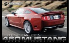 First Look at 2010 SMS 460 Mustang