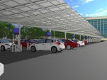 Ford HQ To Have Michigan's Largest Solar Array, 30 Charging Stations Included