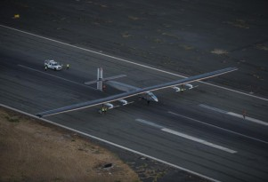 Solar Impulse Sun-Powered Airplane Lands Safely In Hawaii