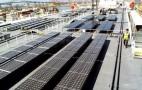 Priuses Delivered to U.S. Aboard Solar Powered Vessel