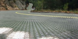 Solar Roadways artist'