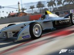Spark-Renault SRT_01E Formula E car in Forza Motorsport 5