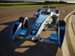 First Formula E Electric-Car Race Held Sunday In Beijing