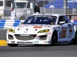 SpeedSource Mazda RX-8 at 2011 Rolex 24 at Daytona - Anne Proffit photo