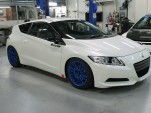 Spoon Sports Tuned 2011 Honda CR-Z