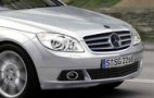 Spy Shots: 2008 Mercedes Benz C-Class
