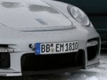 Spy Shots: 2008 Porsche 911 GT2 fully undisguised